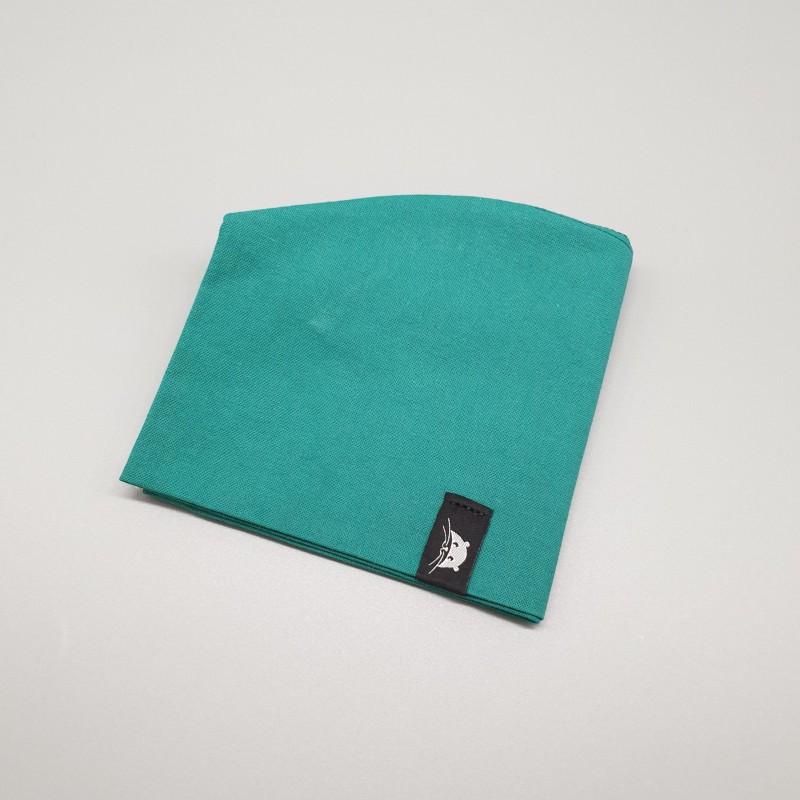 Calot court - vert uni