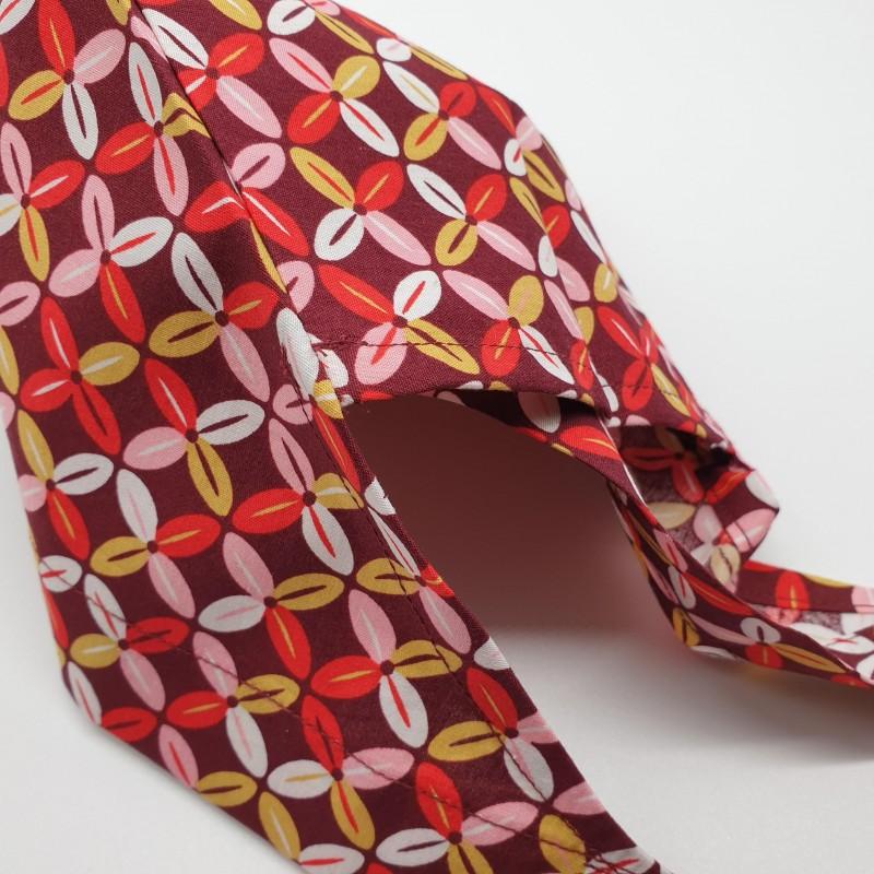 Calot de bloc - céramique rouge