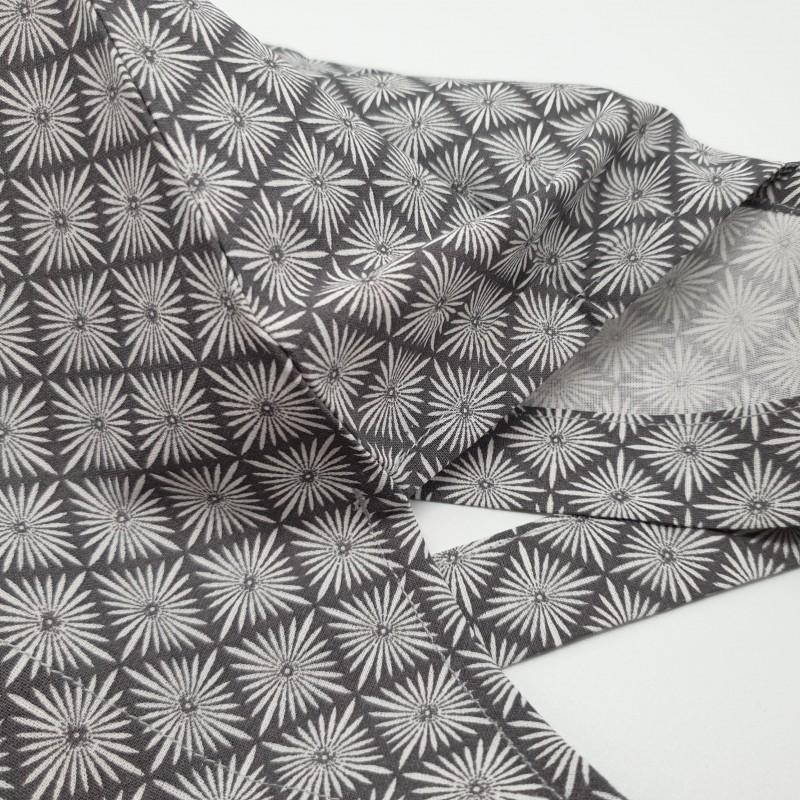 Calot de bloc couvrant - gris étoilé