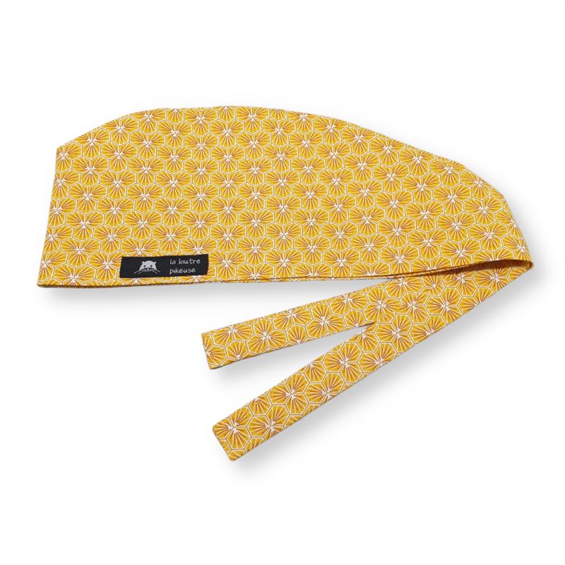 Calot de bloc couvrant - riad jaune
