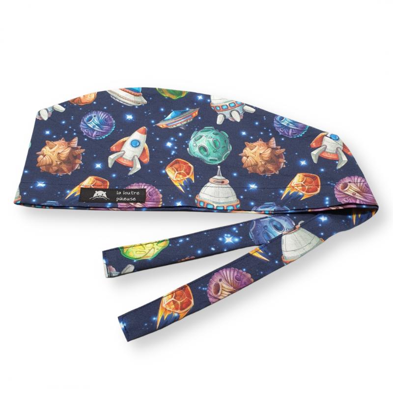 Calot de bloc couvrant - astéroïdes