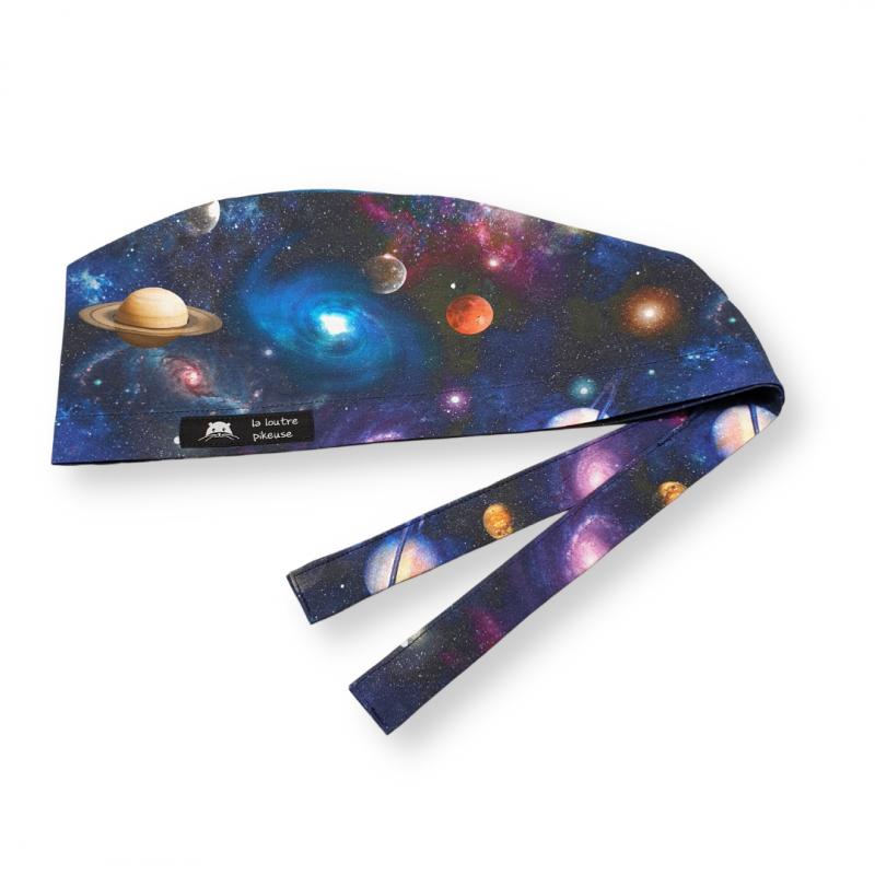 Calot de bloc couvrant - galaxie